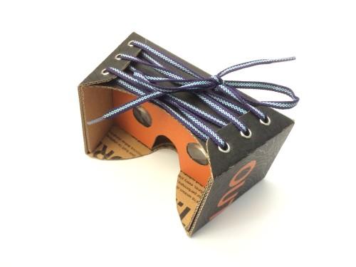 Merrell: VR Shoebox Prototype